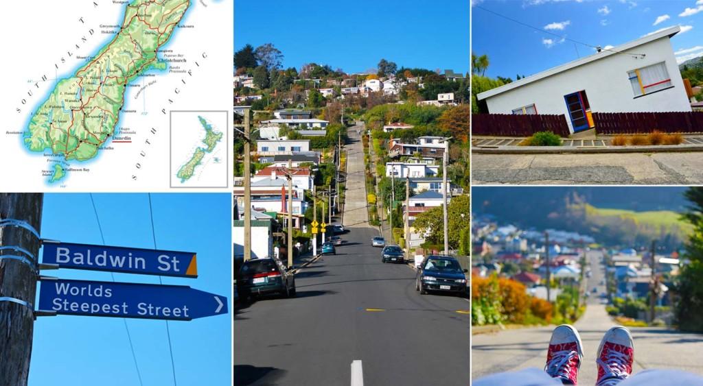 baldwin street - worlds steepest street