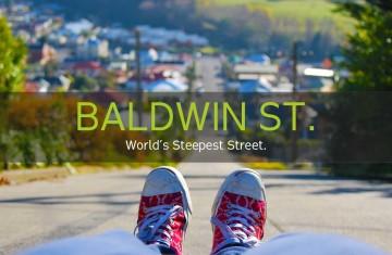 BALDWIN ST. e il Cadbury Jaffa Race!