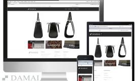DAMAI – Brand & ecommerce site