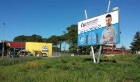ELETTROMECCANICA NUCCIARELLI – Affissione